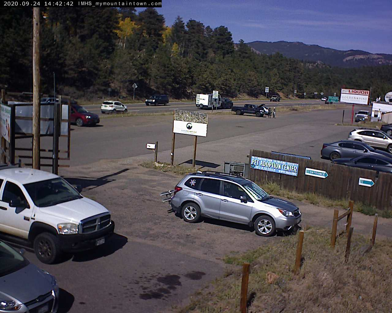IMHS traffic webcam