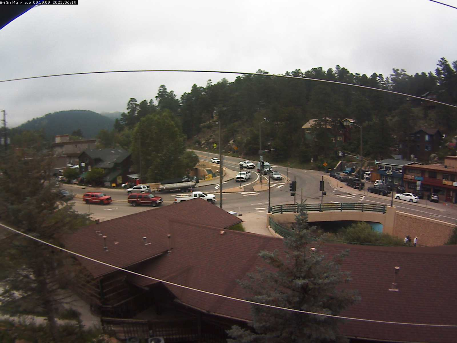 Evergreen webcam 2