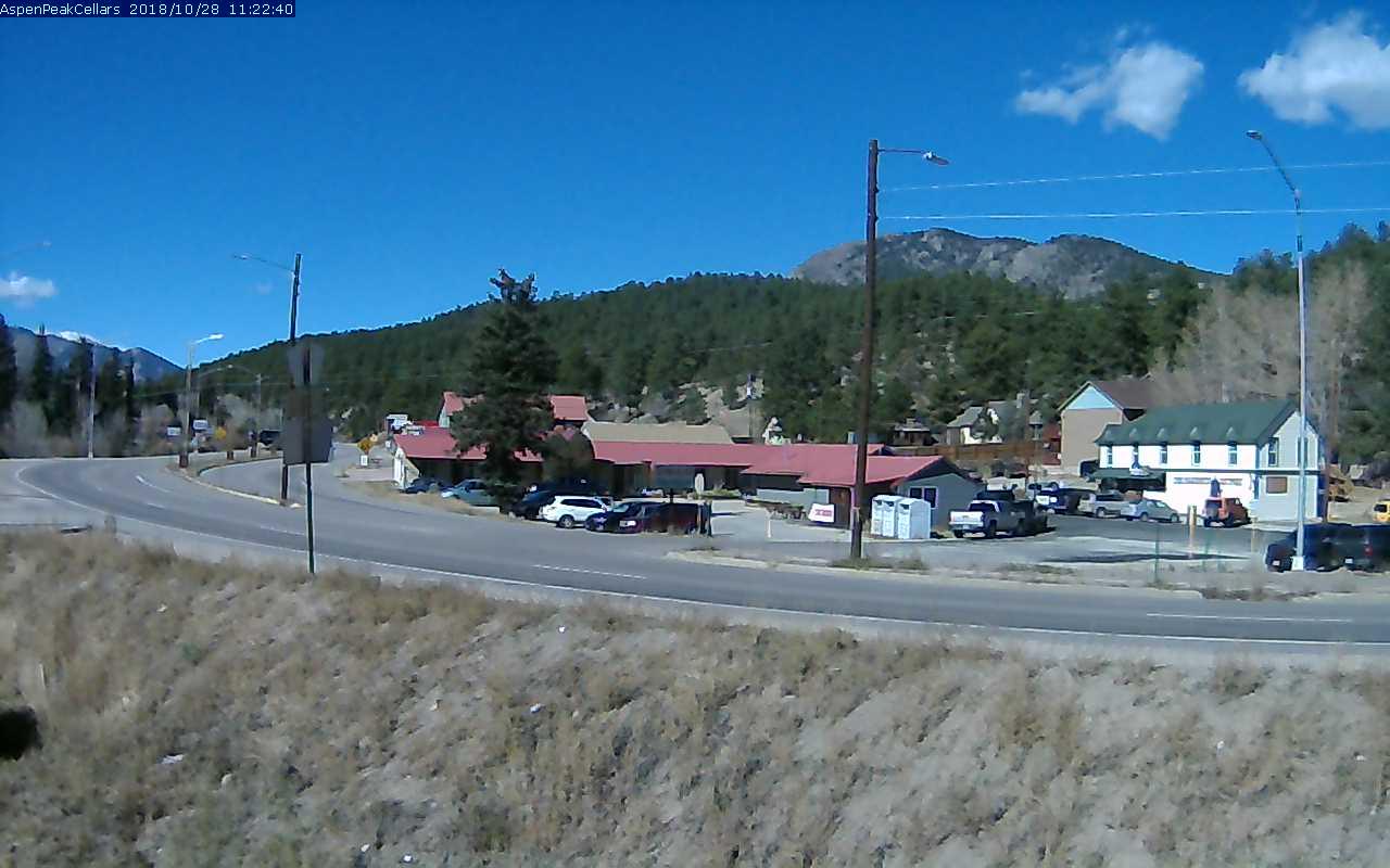 Bailey traffic webcam